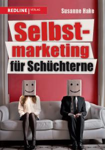 Buch Cover Selbstmarketing fuer Schuechterne